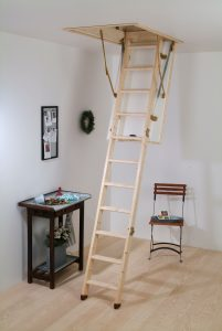the dolly hobby attic stairs