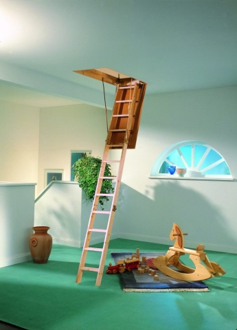 the hobby attic stairs kerry