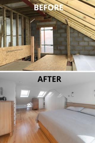 attic conversions ireland