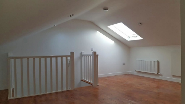 Attic conversions in kerry