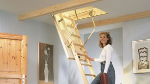 attic stairs installation